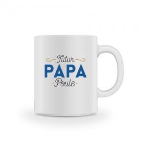 Mug Futur Papa poule