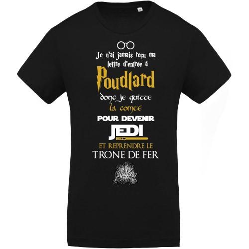 T-shirt sagas cultes