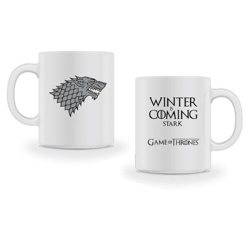 Mug Stark Game of Thrones