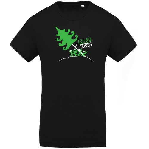 T-shirt Forez Libre