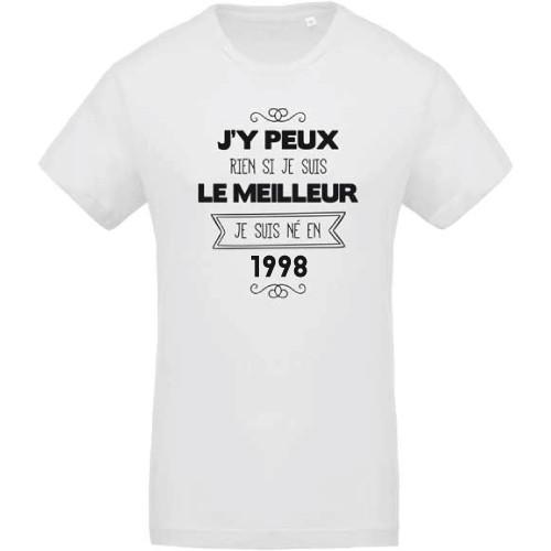 T-shirt J'y peux rien 1998