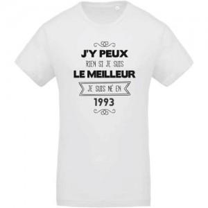 T-shirt J'y peux rien 1993