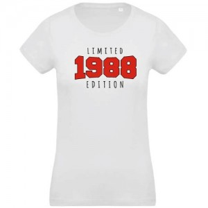 T-shirt Limited Edition 1988