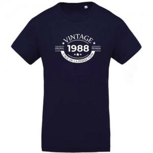 T-shirt vintage original 1988