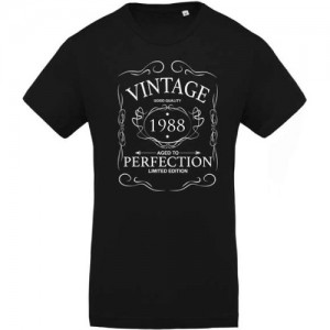 T-shirt Vintage 1988