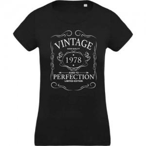 T-shirt Vintage 1978