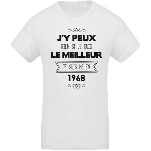 T-shirt J'y peux rien 1968