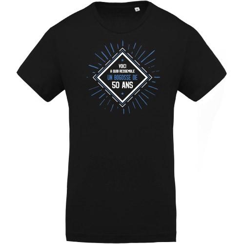T-shirt Bogosse 50 ans