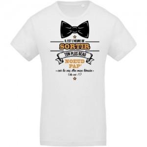 T-shirt Bio témoin