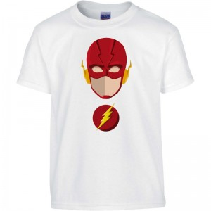 T-shirt enfant The Flash