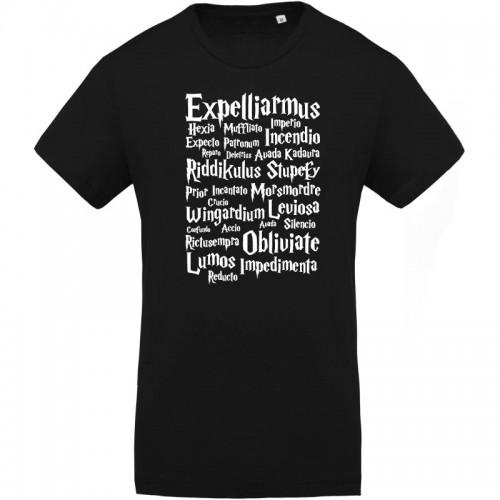 T-shirt Bio Harry Potter