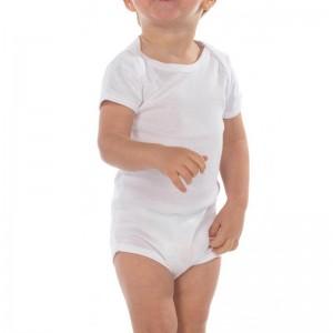 Personnalisez Votre Body Bébé manches courtes