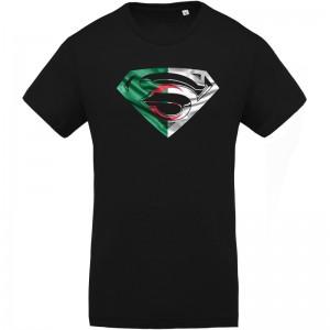 T-shirt Bio Algérie superman