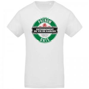 T-shirt Hein Enterrement de vie de garçon