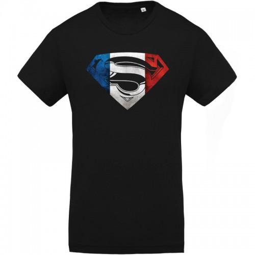 T-shirt Superman France