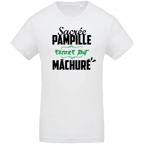 T-shirt Bio Pampille
