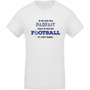 T-shirt Je fais du Football