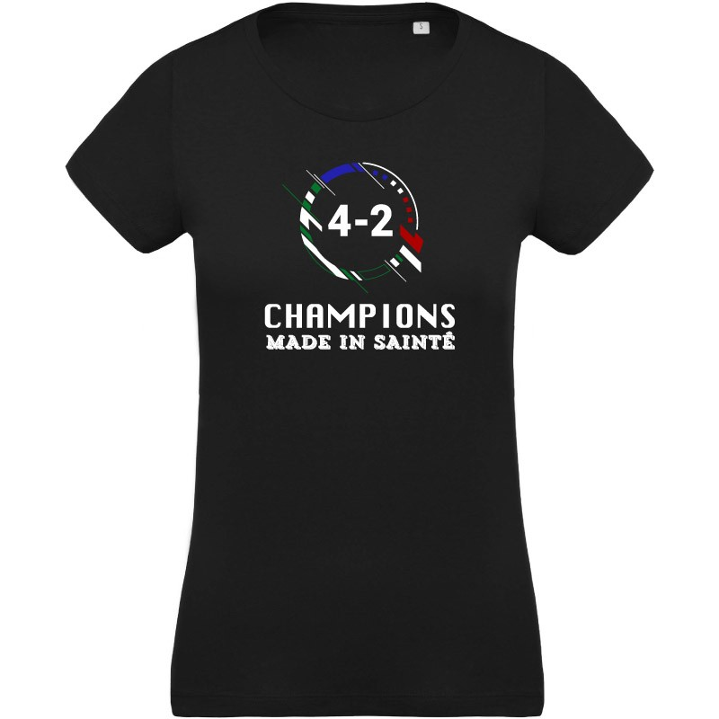 T Du Champions Shirt Monde Sainté Made In zMGqSUVp