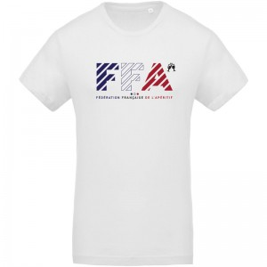T-shirt fédération française de l'apéritif