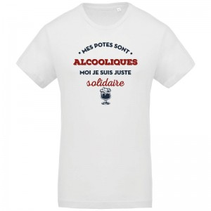 T-shirt potes alcooliques