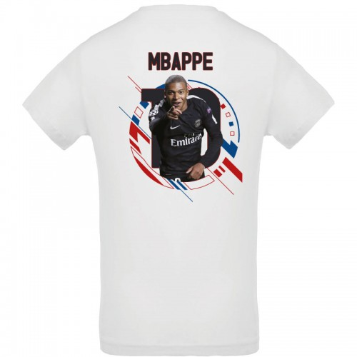 Tee shirt Kilian MBAPPE