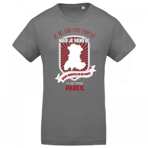 T-shirt Saint-Marcellin-en-Forez