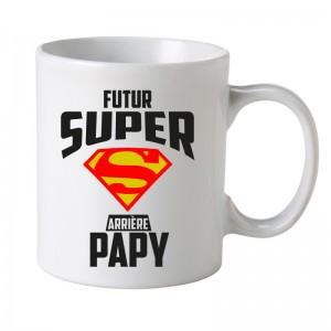 Mug Futur super arrière papy