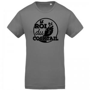 T-shirt Roi du cocktail