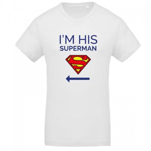 Suis Superman Je Shirt Son Tee D9H2YWIE