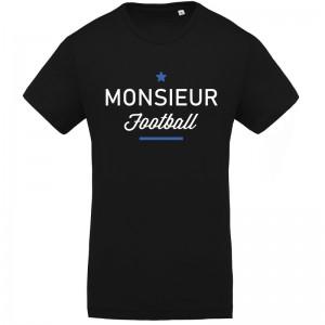 Tee shirt pour homme Monsieur Football
