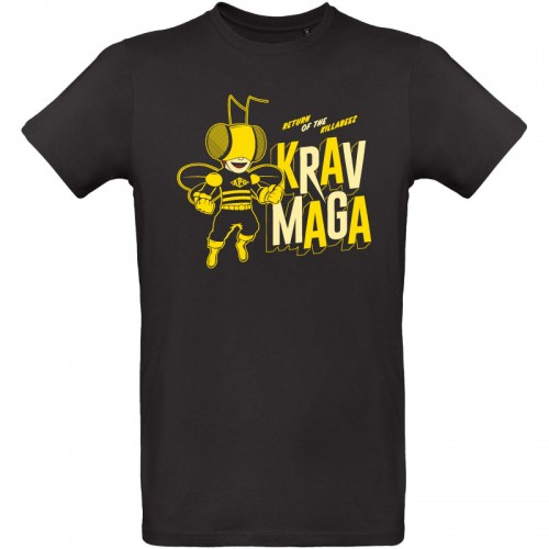 Tee-shirt Kravmaga Killabeez - APG