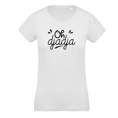 Tee-shirt Oh Djadja