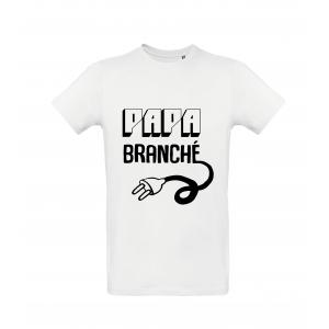 T-Shirt Papa branché