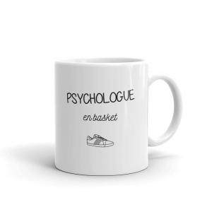 Mug Psychologue en basket