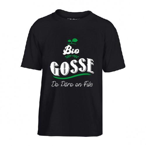 T-Shirt Bio Gosse