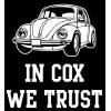 "T-Shirt ""In Cox we trust"""