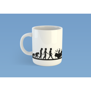 Mug Evolution Batteur