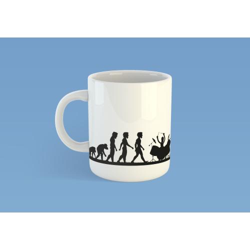 Mug Evolution Batteur