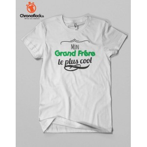 T-shirt Grand frère trop cool