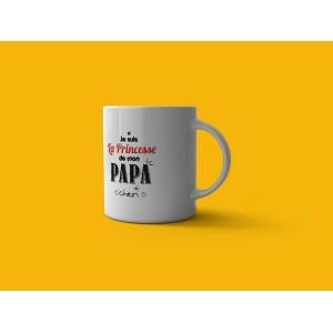 Mug Princesse à papa