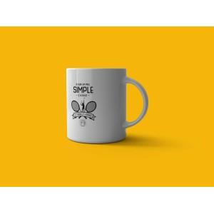 Mug Tennis et apéro