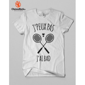 T-shirt J'ai Bad