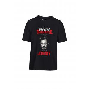 T-Shirt Écouter Johnny