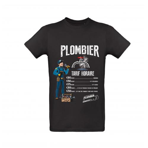T-Shirt Plombier