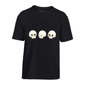 T-Shirt Sanzaru skeletons