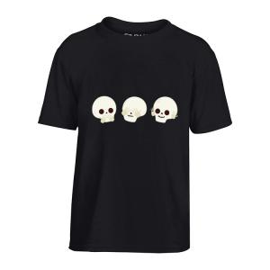 T-Shirt Sanzaru skeletons