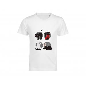 T-shirt Déguise-toi mon chat