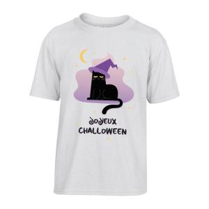 T-Shirt Joyeux Challoween