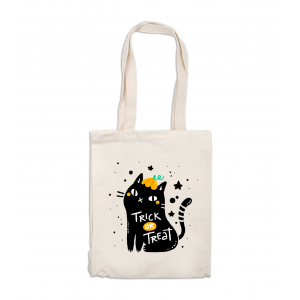 Tote bag Trick or Treat