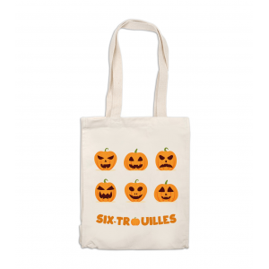 Tote Bag Six-trouilles